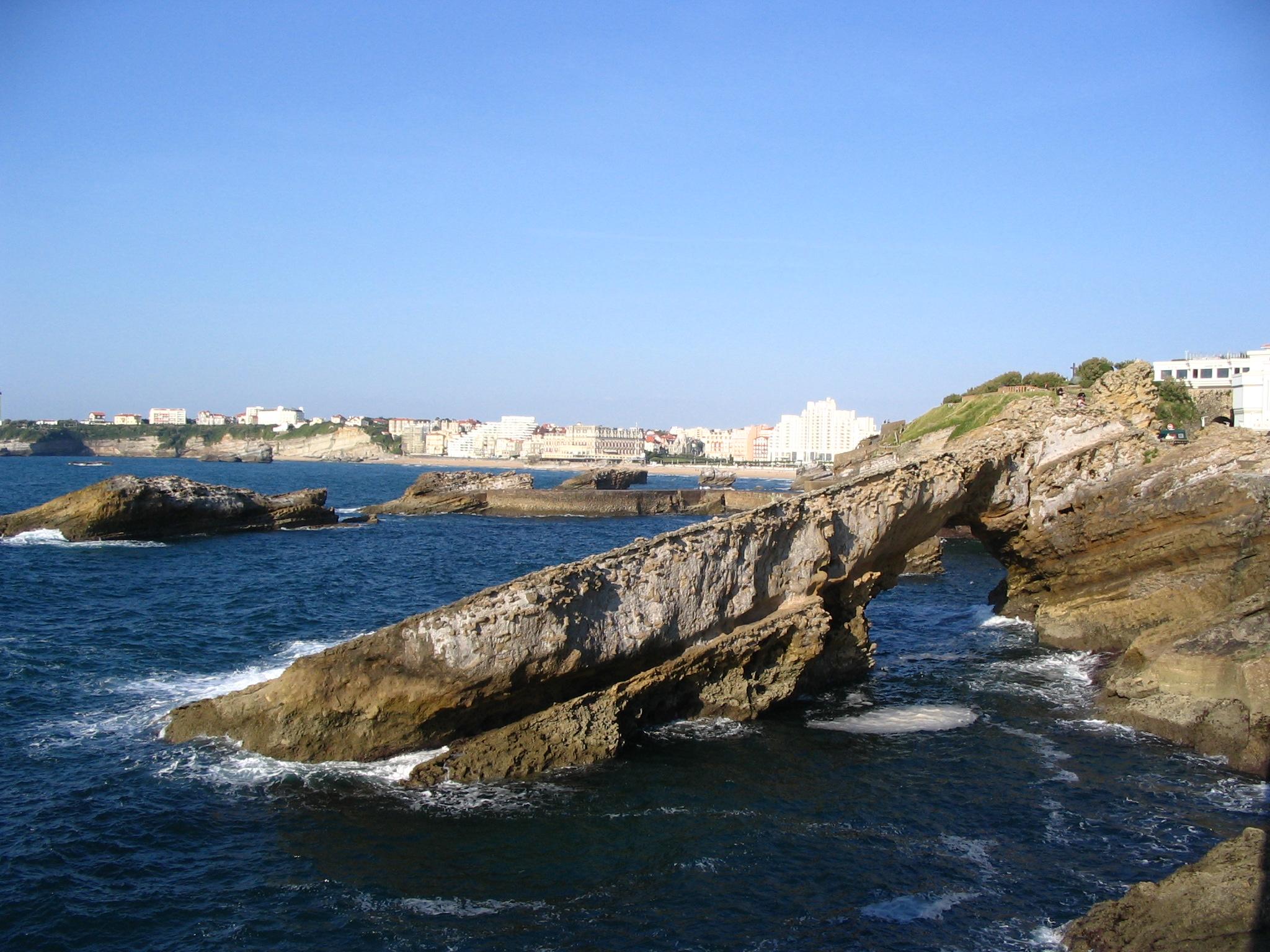Tourisme dans la r gion b arn pays basque - La plaine sur mer office de tourisme ...